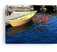 Dories Canvas Print