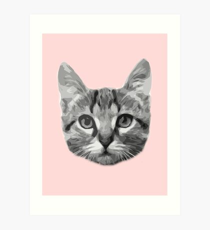 The Army of Catness Art Print