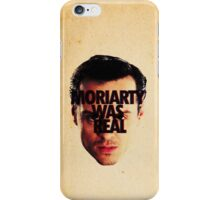 Moriarty was real-Case iPhone Case/Skin