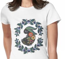 The Bunny Womens Fitted T-Shirt