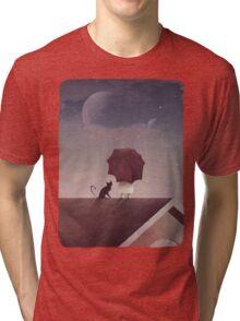 Twin Moon Tri-blend T-Shirt