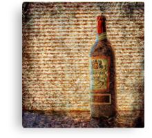 El Vino Dulce Canvas Print