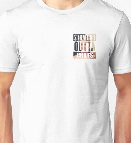 Straight Outta Chili's Unisex T-Shirt