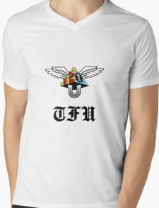 TFU - The F**kest Uppest v1 Mens V-Neck T-Shirt