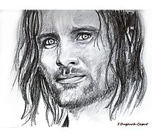 Viggo , featured in Group-Gallery of Art and Photography Photographic Print