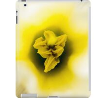 Daffodil I iPad Case/Skin