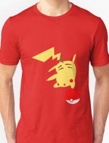 Pika on a pokeball T-Shirt
