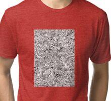 Doodlez Tri-blend T-Shirt