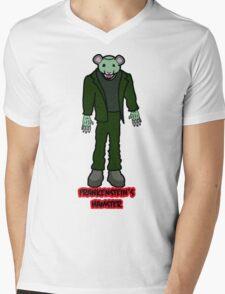 Frankenstein's Hamster Mens V-Neck T-Shirt