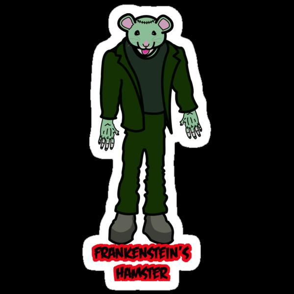 Frankenstein's Hamster by Barton Keyes