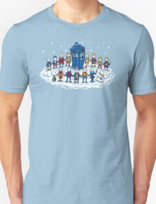 Doctor Whoville - Holiday Christmas Shirt Unisex T-Shirt