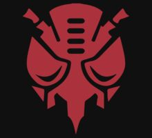 Predacon Logo (Red) by Clinkz