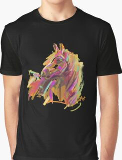 Cool T shirt  Horse  true colors Graphic T-Shirt