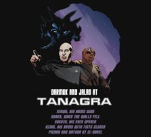 Darmok and Jalad at Tanagra by Brian J. Smith (Dangerous Days)