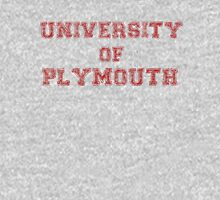 University of Plymouth Unisex T-Shirt