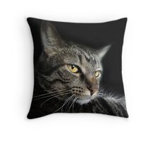 Sly Ally Throw Pillow