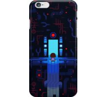 undertale - door small iPhone Case/Skin