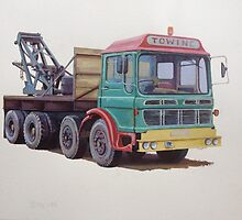 AEC Ergo breakdown. by Mike Jeffries
