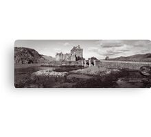 Eilean Donan Castle, Scottish Highlands Canvas Print