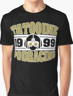 Tatooine Podracing Graphic T-Shirt