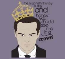 You should see Moriarty in a crown by Chericheru