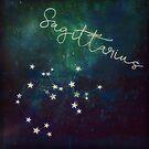 Sagittarius by Sybille Sterk