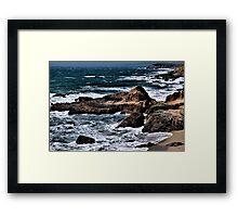 Bodega Head Framed Print