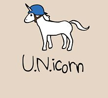 U.N. Unicorn Womens Fitted T-Shirt