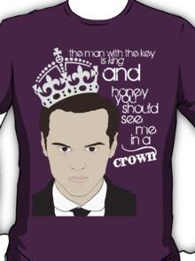 You should see Moriarty in a crown 2 T-Shirt