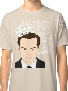 You should see Moriarty in a crown 2 Classic T-Shirt