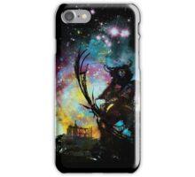 samourai bot iPhone Case/Skin