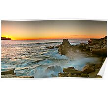 Long Bay Sunrise Poster