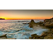 Long Bay Sunrise Photographic Print
