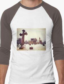 Lambeth Chapel Men's Baseball ¾ T-Shirt