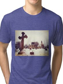 Lambeth Chapel Tri-blend T-Shirt