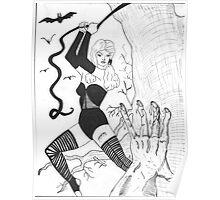 Gothic Heroine Poster