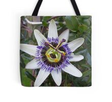 Flower of Passion Tote Bag