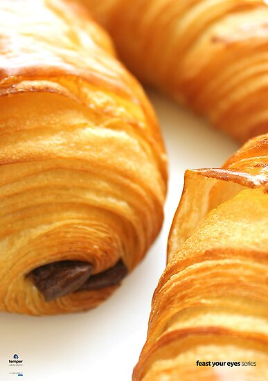 Viennoiserie by Steely Bob (c/o Temper Creative)