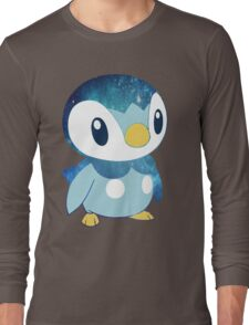 Galaxy Piplup Long Sleeve T-Shirt