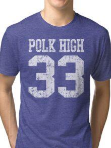 Polk High 33 Tri-blend T-Shirt