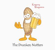 Drunken Nutters Men's Baseball ¾ T-Shirt