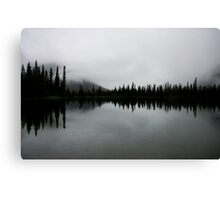 Morning Gloom Canvas Print