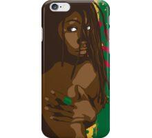 Rasta Girl iPhone Case/Skin
