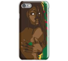 Rasta Girl iPhone Case/Skin
