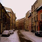 Snowy Krakow by dher5