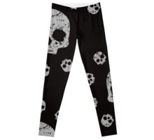 Circle of Skulls  Leggings