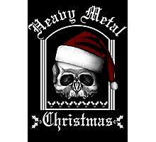 Heavy metal - Christmas Photographic Print