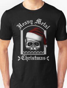 Heavy metal - Christmas T-Shirt