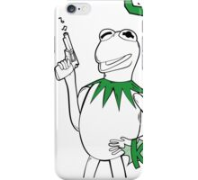 Green Guy iPhone Case/Skin