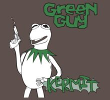 Green Guy Kids Clothes